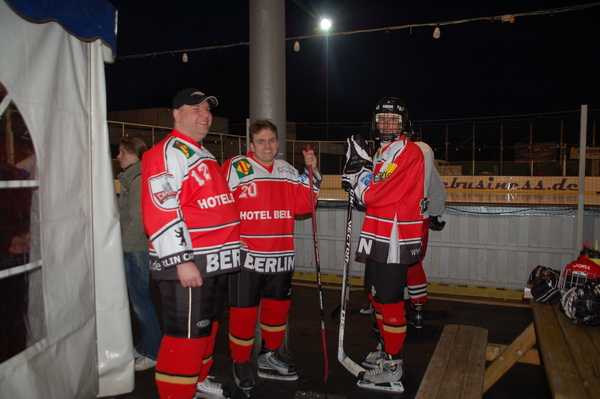 0. Ice Business Cup 2009